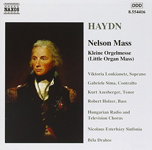 J. Haydn Nelson Mass Little Organ Mass Hungarian Rad Chorus