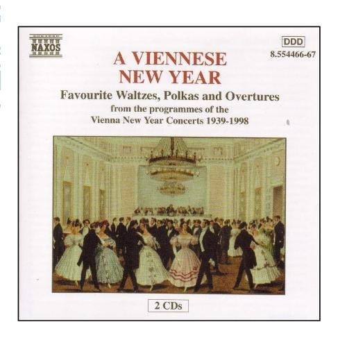Viennese New Year Favorite Waltzes Polkas & Over Various