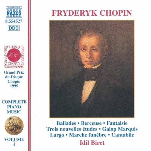 Frédéric Chopin Piano Music Vol. 1