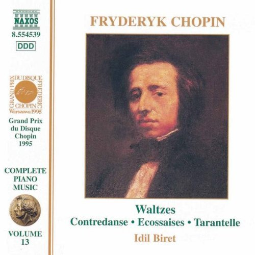 Frédéric Chopin Piano Music Vol. 13