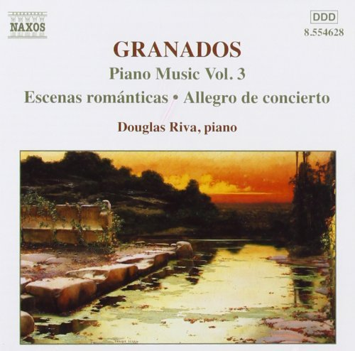 E. Granados Piano Music Vol. 3