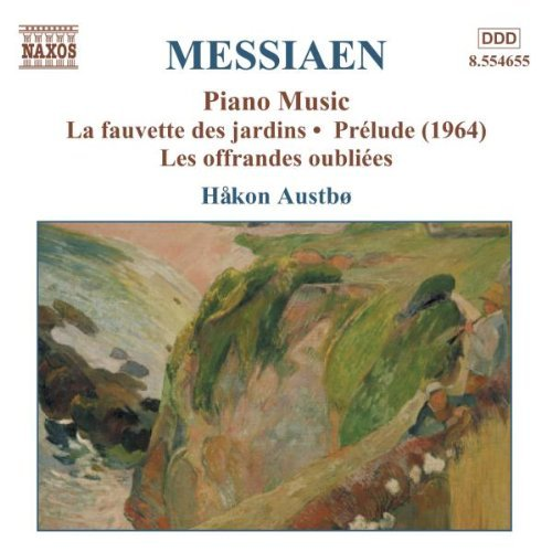 O. Messiaen Piano Music Vol. 4 Austbo*hakon (pno)