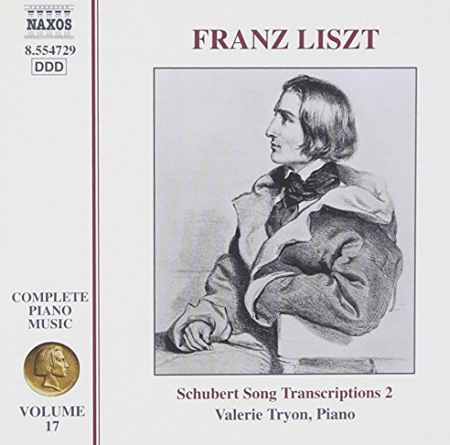Franz Liszt Piano Music Vol. 17 Tryon*valerie (pno)