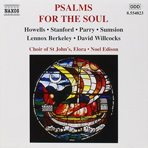 Choir Of St. John's College Psalms For The Soul Bloss*michael (org) Edison Choir Of St. John's
