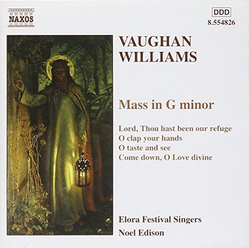 R. Vaughan Williams Mass In G Minor Fitches*thomas (org) Edison Elora Fest Singers