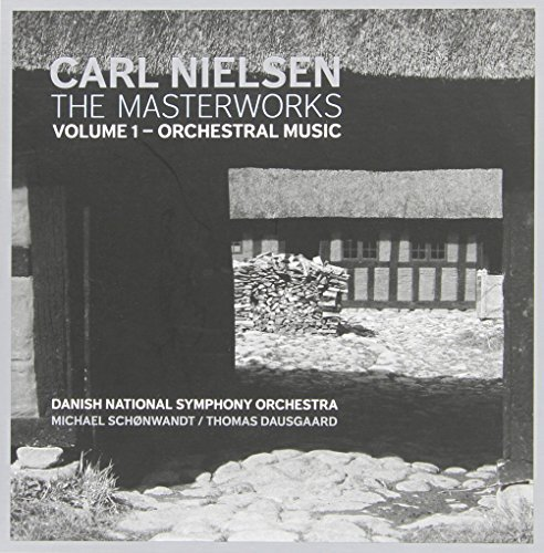 C. Nielsen Masterworks Orchestral Music V Incl. Sacd DVD Danish National Sym Orch Sch?n