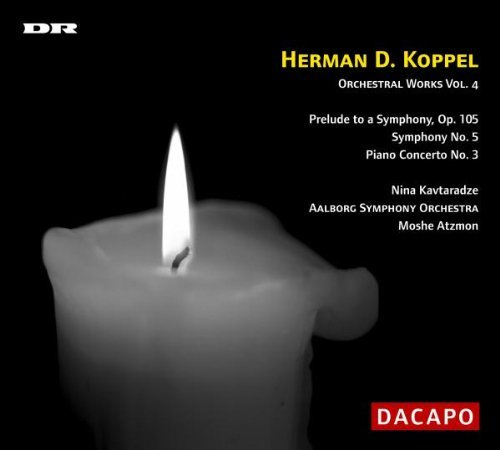 H.D. Koppel Orch Works Vol. 4 Kavtaradze (pno) Atmon Aalborg So