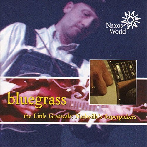 Bluegrass Little Grasscals Na Bluegrass Compton Cobb Carter Talbot Eldredge Johnson Armistead