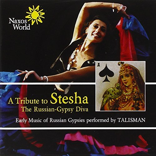 Tribute To Stesha Russian Gyp Tribute To Stesha Russian Gyp Talisman