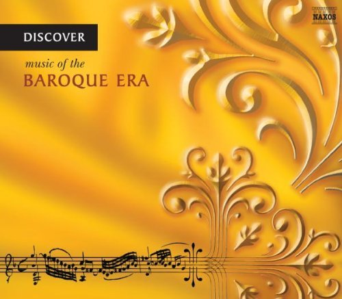 Discover Music Of The Baroque Discover Baroque Music 2 CD Set Bach Handel Scarlatti Pachelbel Vivaldi Corelli