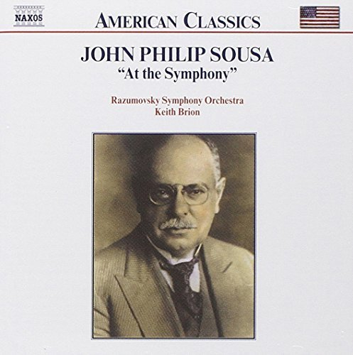 J.P. Sousa At The Symphony Vol. 2 Brion Razumovsky Sym Orch