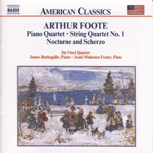 A. Foote Chamber Music Vol. 2 Da Vinci Qt