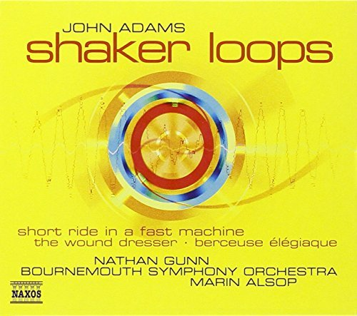 J. Adams Shaker Loops Gunn*nathan (bar) Alsop Bournemouth So