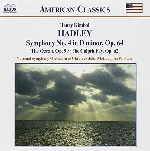 H.K. Hadley Sym 4 Ocean Williams Ukraine Natl So