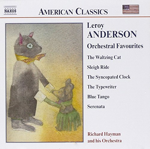 L. Anderson Serenata Syncopated Clock Penn Hayman*richard