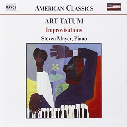 A. Tatum Improvisations Mayer*steven (pno)