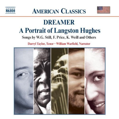 Dreamer Portrait Of Langston Dreamer A Portrait Of Langsto Taylor Warfield Corley Ross &