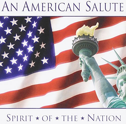 American Salute Spirit Of The American Salute Gould Copland Barber Grofe Herbert Sousa Williams Key &