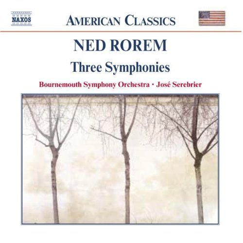 N. Rorem Sym 1 3 Serebrier Bournemouth So