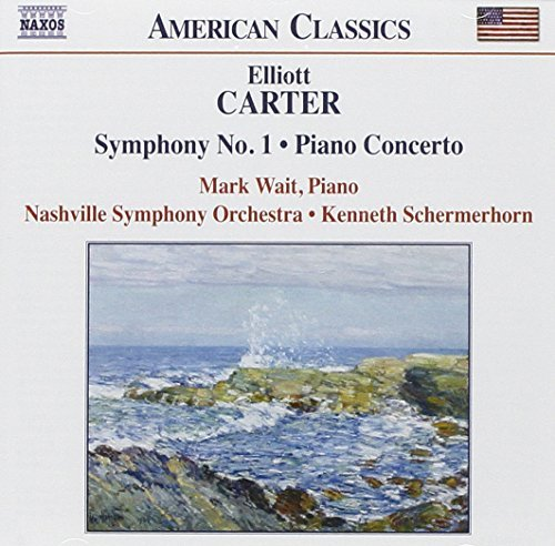 E. Carter Sym 1 Schermerhorn Nashville So