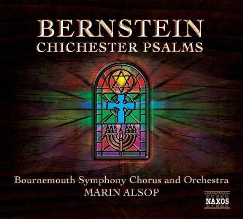 L. Bernstein Chichester Psalms Kelly Nalyer Budd & Alsop Bournemouth So