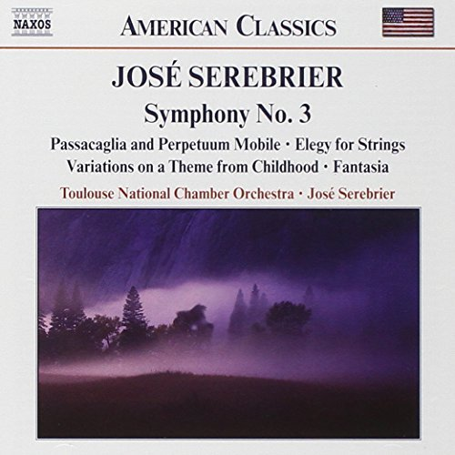 J. Serebrier Sym 3 Passacaglia & Perpetuum Farley Yao Tilly & Serebrier Toulouse Natl Co