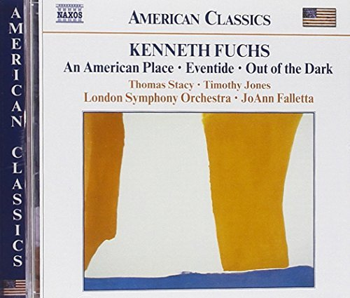 R. Fuchs Orchestral Works Stacy (hn) Jones (hn) Falletta London So