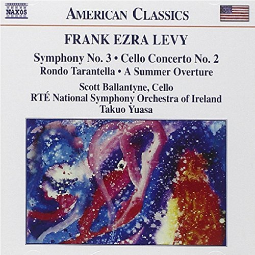 F.E. Levy Cello Concerto Ballantyne*scott (vc) Yuasa Rte Nat So