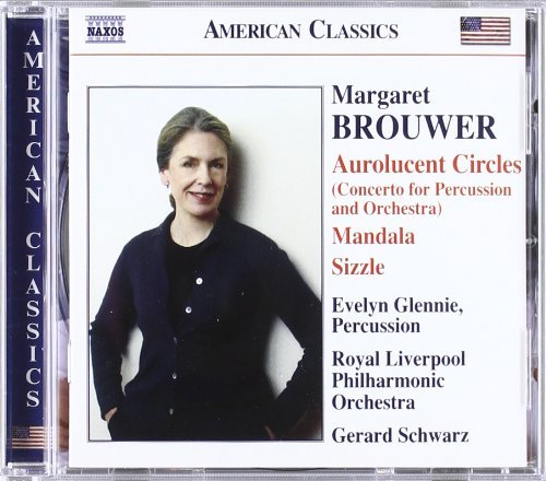 M. Brouwer Orchestral & Percussion Music Glennie*evelyn (perc) Schwarz Royal Liverpool Po