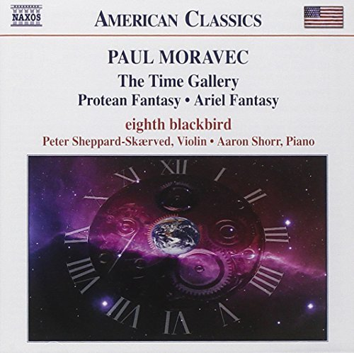 P. Moravec Time Gallery Sheppard Skaerved Shorr