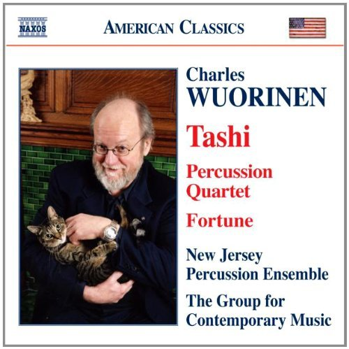 C. Wuorinen Tashi Fortune Percussion Quart