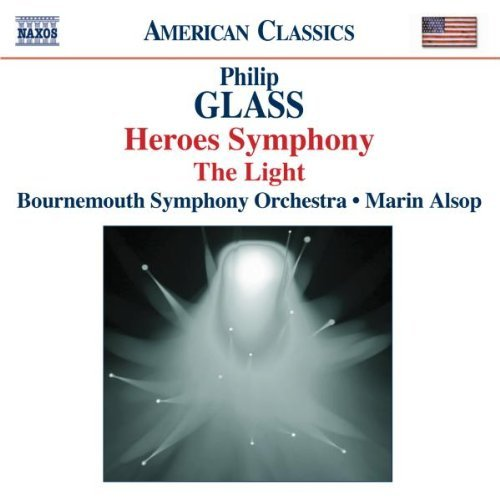 P. Glass Heroes Symphony Alsop Bournemouth So