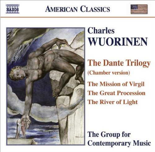 C. Wuorinen Dante Trilogy Mission Of Virgi Group For Contemporary Music
