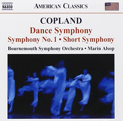 A. Copland Dance Symphony Symphony No. 1 Alsop Bournemouth So