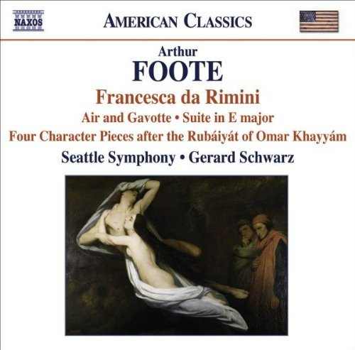 A. Foote Francesca Da Rimini Air & G Schwarz Seattle Symphony