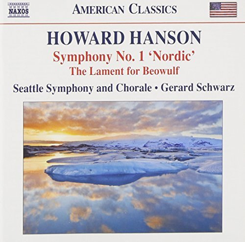 H. Hanson Symphony No. 1 'nordic' The La Seattle Symphony Seattle Sym C