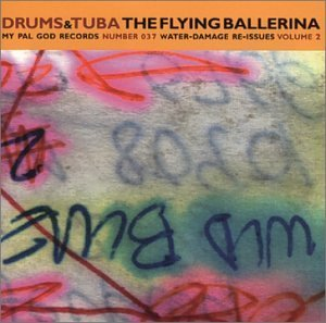 Drums & Tuba Flying Ballerina