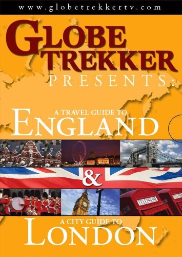 Globe Trekker Travel Guide To England City Guide To London