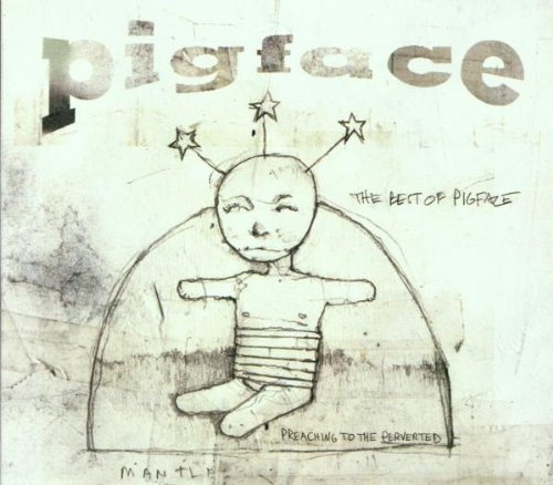 Pigface Best Of Pigface Preaching To T 2 CD