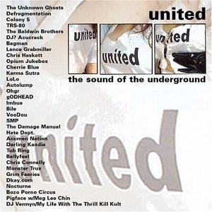 United Vol. 2 Sound Of The Undergroun 2 CD Set United