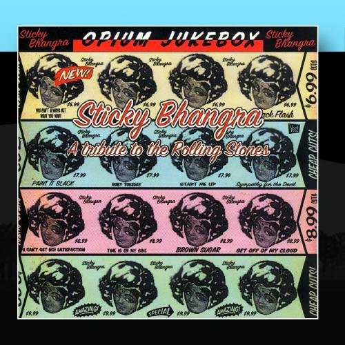 Opium Jukebox Tribute To Rolling Stones T T Rolling Stones