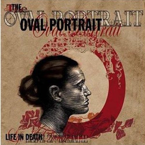 Oval Portrait Life In Death