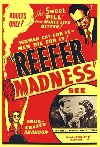 Poster Reefer Madness