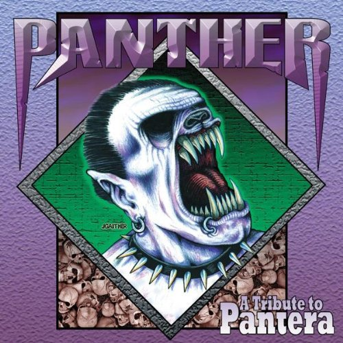 Panther Tribute To Pantera Panther Tribute To Pantera Boiler A.C. Murder 1 Lunatic T T Pantera