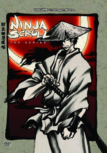 Ninja Scroll Series Vol. 1 Dragon Stone Clr Jpn Lng Eng Dub Sub Nr