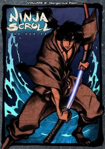 Ninja Scroll Series Vol. 2 Dangerous Path Clr Nr