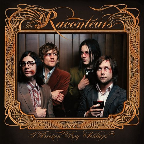 Raconteurs Broken Boy Soldiers