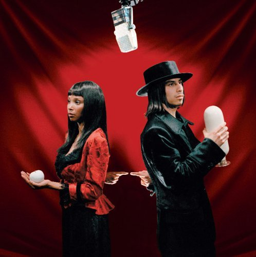 White Stripes Blue Orchid
