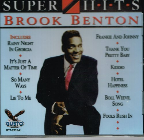 Brook Benton Super Hits