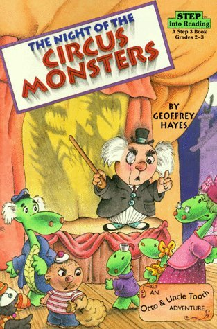 Geoffrey Hayes Night Of The Circus Monsters